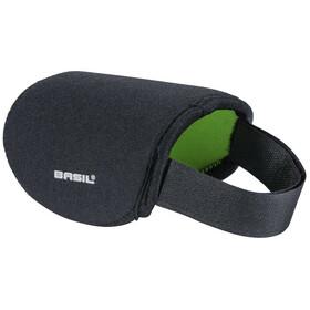 Basil Downtube For Shimano Steps/Yamaha battery green/black